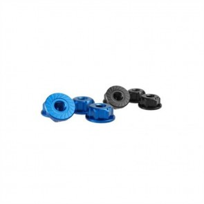 "JConcepts Lightweight Locking Wheel Nut Blue 2/32"" (4) JCO2075"