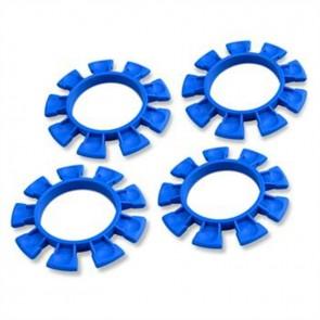 JConcepts Rubber Bands Satellite Tire Gluing Blue (4) JCO22121