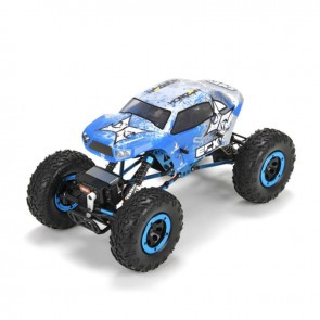 ECX Temper 1/18 4WD Rock Crawler Brushed RTR ECX01003