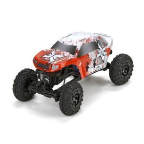 ECX Temper Rock Crawler 1/24 in Red and White ECX00012T1