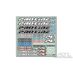 Pro-Line Pro Racing Team Decal Set PRO991533