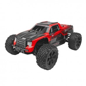 Redcat Racing Blackout XTE 1/10 Scale Electric Monster Truck REDBLACKOUT-XTE-REDTRUCK