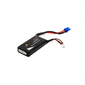 Spektrum 7.4V LiPo 1000mAh 2S 15C Rx Pack EC2 10-T SPMB1000LPRX