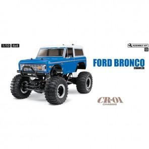 Tamiya 1973 Ford Bronco CR01 Crawler TAM58436