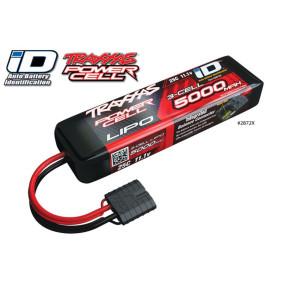 Traxxas 5000mAh 11.1V 3C 25C LiPo with Auto Battery iD TRA2872X