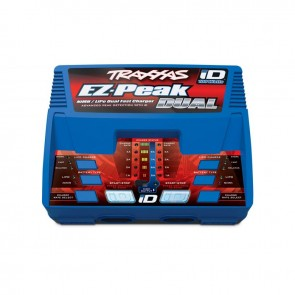 Dual 8amp Charger iD Auto Battery Identification TRA2972