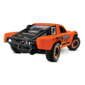 Traxxas Slash 1/10 2WD Short-Course Truck RTR ID Tech 2.4GHz TRA58034-1
