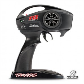 Traxxas Transmitter TQ 2.4GHZ 2-Channel (TX Only) TRA6516