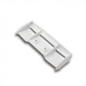 Traxxas Wing with Decal Sheet White 1/16 E-Revo VXL TRA7123