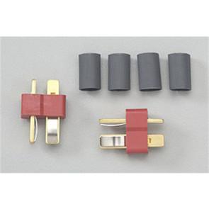 Deans 2 Pack Male Ultra Plug WSD1302